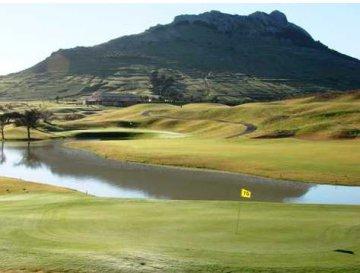 Golfclub Porto Santo, Portugal