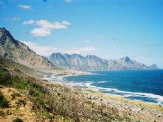 False Bay, Südafrika