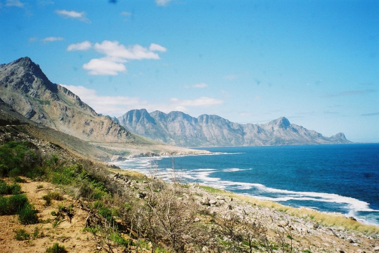 False Bay, Südafrika