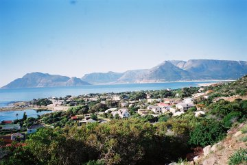 Simons Town, Südafrika