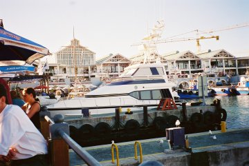 Kapstadt Waterfront