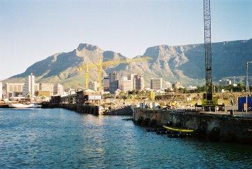 Kapstadt Waterfront und Hafen