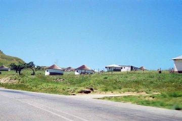 Rundhuette Xhosa