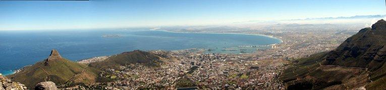 Kapstadt-Bucht