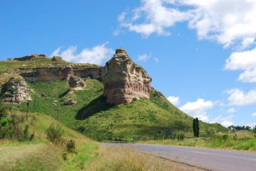 Titanic Rock, Südafrika