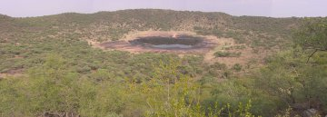 Tswaing Krater Südafrika