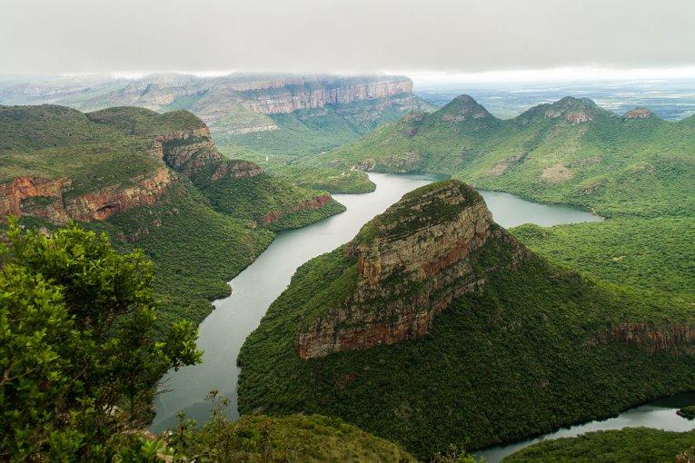 Blyde River Canon - Südafrika