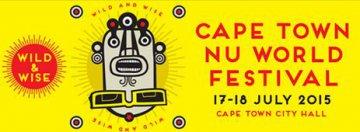 Nu world festival, Kapstadt, Südafrika