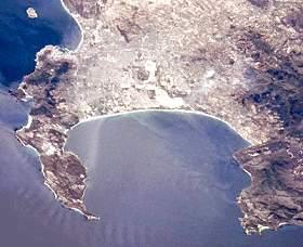 Kapstadt Satellit