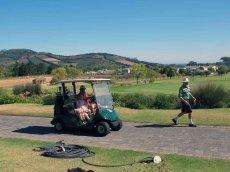 Golfen in Südafrika
