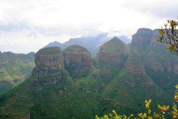 Three Rondavels - Südafrika