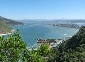 Knysna from Heads