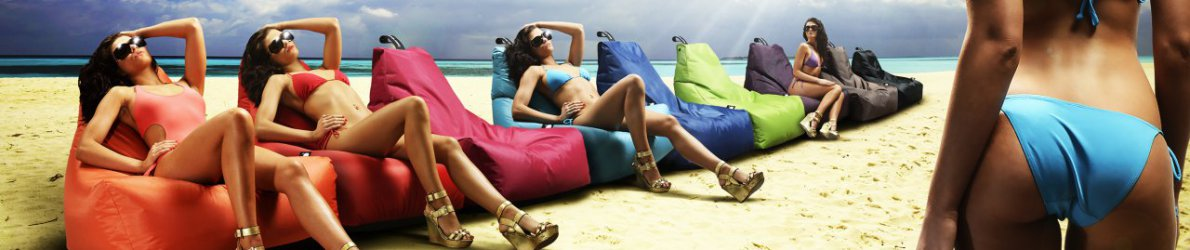 Tropical beach stilbasis