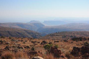 Marakele Nationalpark Südafrika