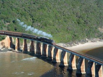Outeniqua-Choo-Tjoe Südafrika