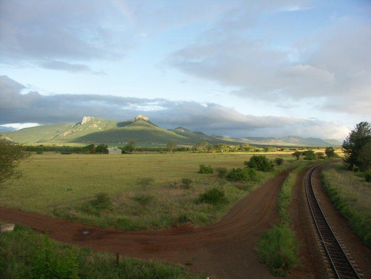 Ghost Mountain - Limpop - Südafrika