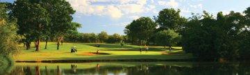 Golfplatz in Limpop