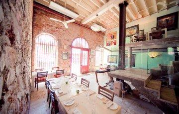 Savoy Cabbage Restaurant, Kapstadt, Südafrika