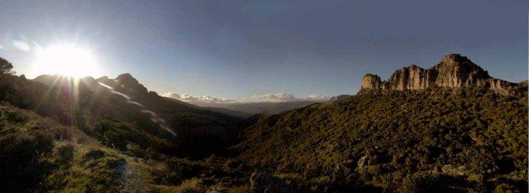 Landschaft, Sardinien