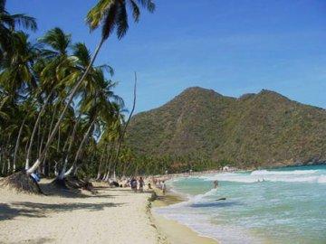 Playa Pittier Venezuela
