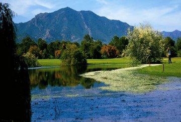 Sardinien Golfplatz Ls Molas