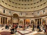 Pantheon innen, Rom