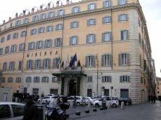 Hotel Minerva, Rom