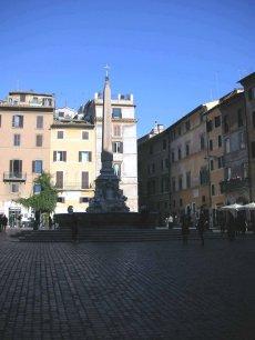 Piazza della Rotonda, Rom