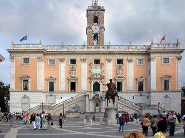 Kapitolsplatz, Rom