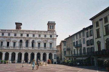 Bergamo, Italien