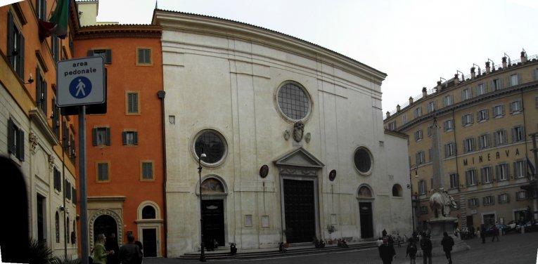 Piazza della Minerva, Rom