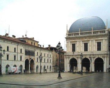 Brescia_Loggia - Lombardei - Italien