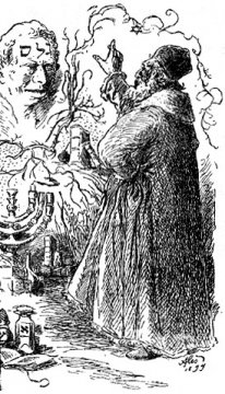 Golem und Rabbi Löw