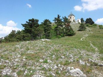 Heiliger Berg in Nikolsburg, Tschechien
