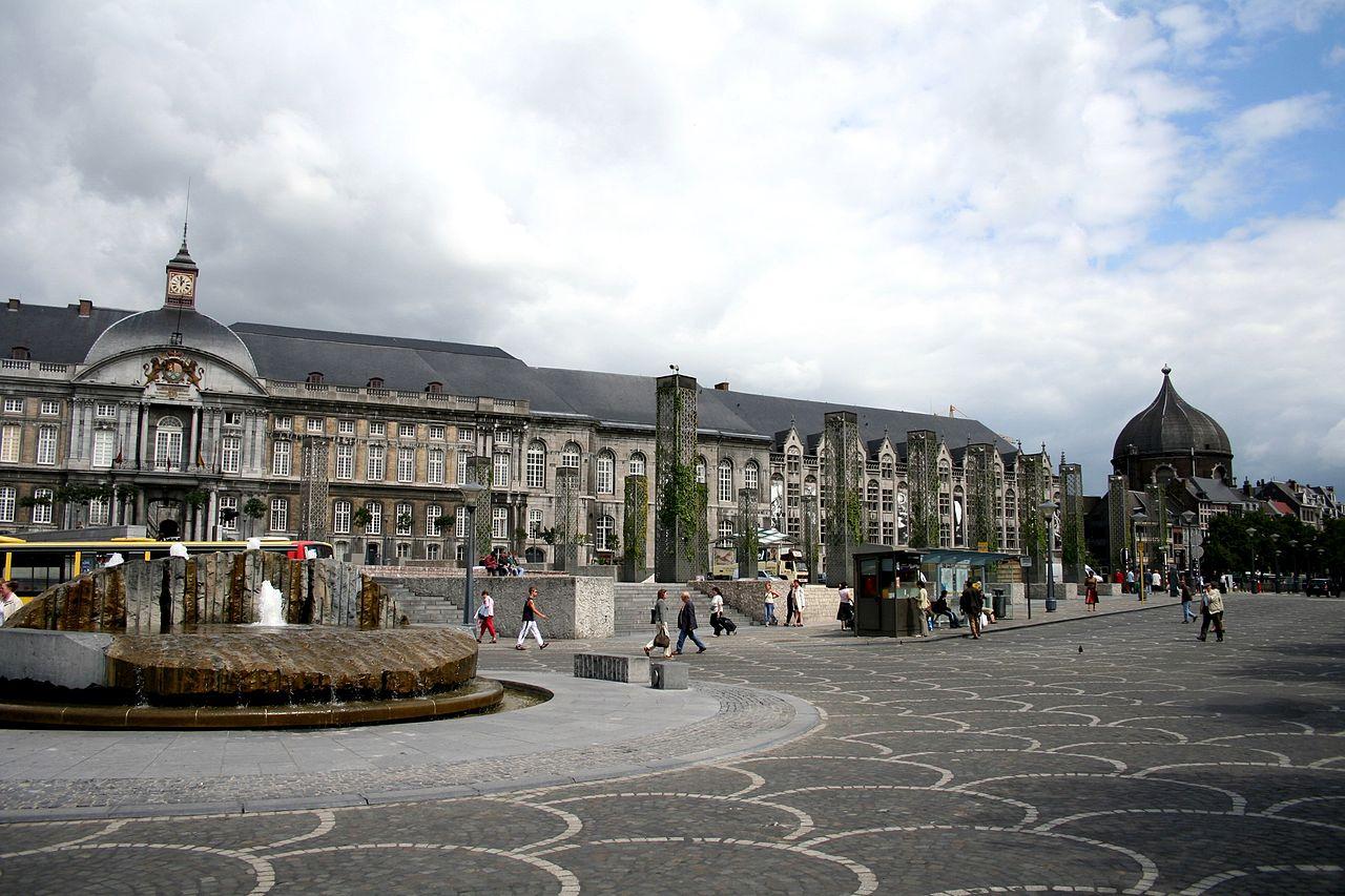 Lüttich Belgien