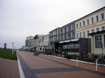 Norderney, Promenade, Deutschland