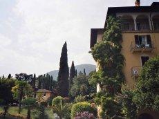 Grand Hotel Fasano, Gardasee, Italien