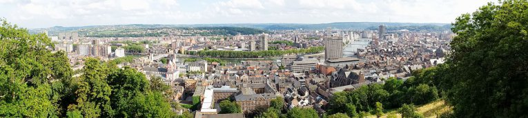 Lüttich, Belgien