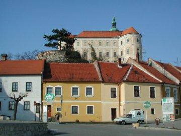 Nikolsburg, Tschechien