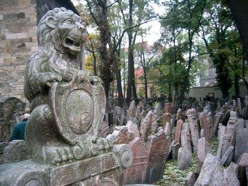 Prag, juedischer Friedhof