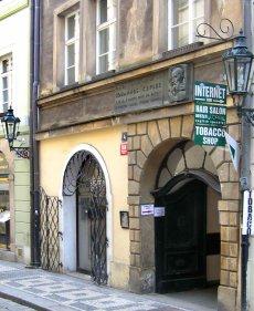Prag, Kepler Haus