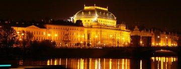 Prag, Oper