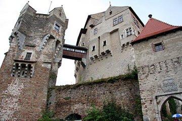 Südmähren Burg, Tschechien
