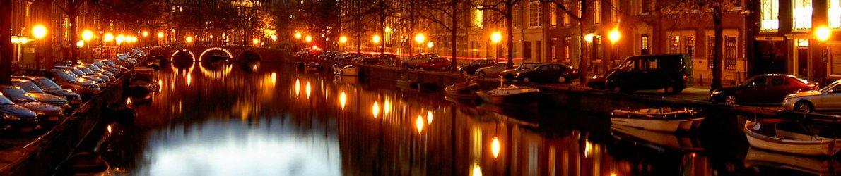 Gracht in Amsterdam