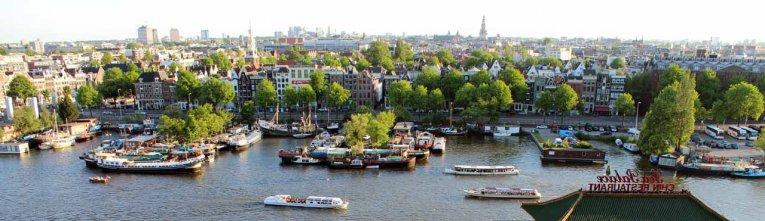 Amsterdam-Panorma