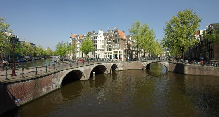 Kaizersgracht in Amsterdam