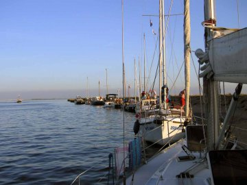 Urk Ijsselmeer Holland