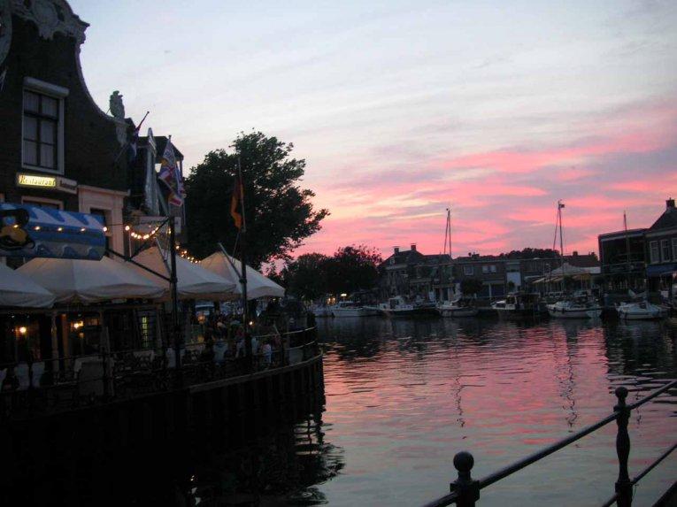 Lemmer, Ijsselmeer, Holland