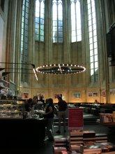 Buchladen in Kirche von Maastricht