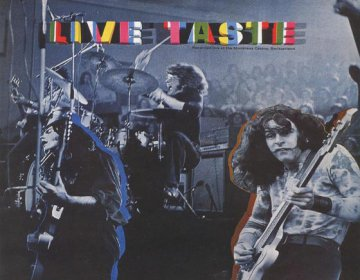 The Taste mit Rory Gallagher